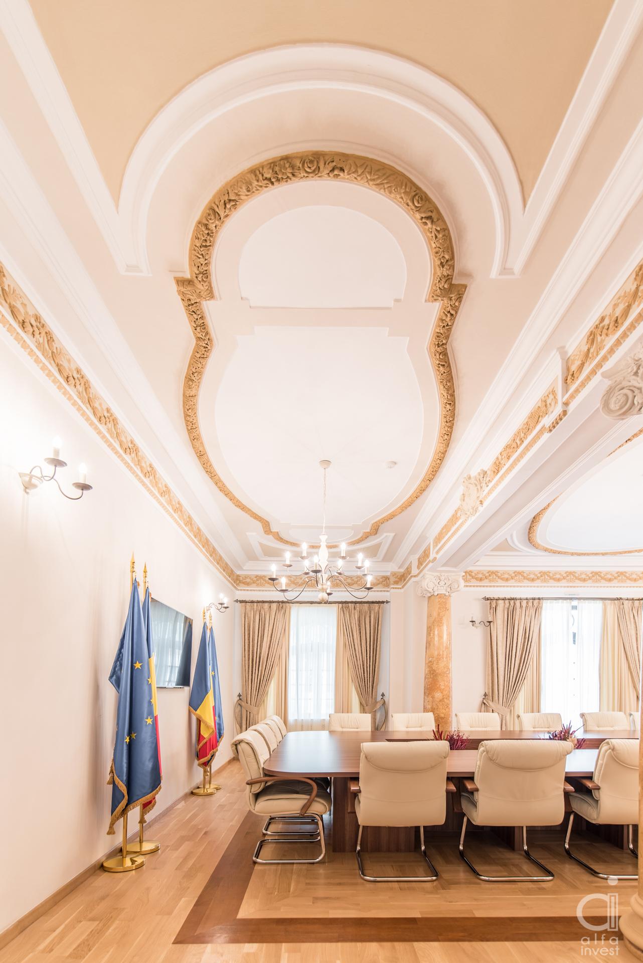 AMR (Sediu Birouri) 2017- Restaurare – Arh. Anca Mihaela Constantin
