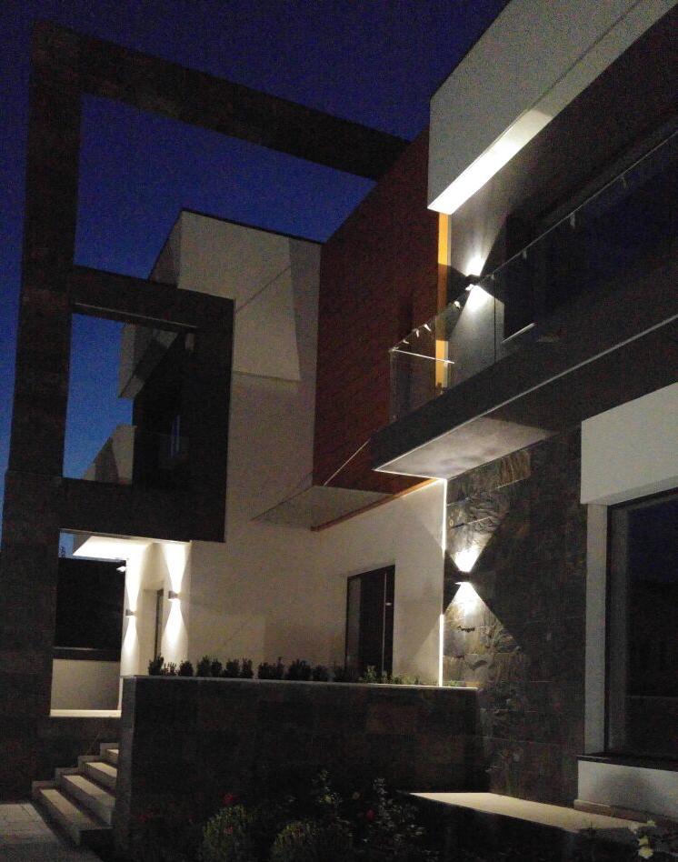 Iluminat Exterior casa particulara Craiova